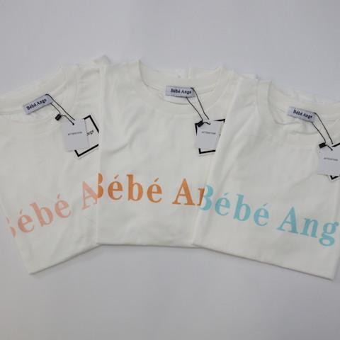 【人気インスタグラマー@ask_____10】新作発売!Bébé Ange original Tシャツ