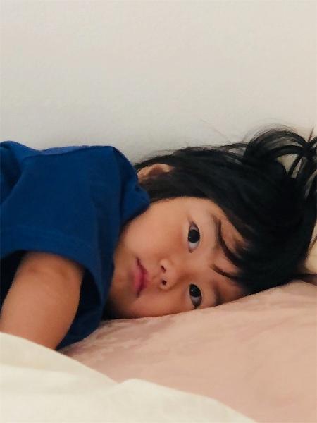 【スザンヌの妹マーガリンの子育てブログ】人吉に愛の詰まったプレゼントのお手伝い、そして、娘初のママパパなしの姉の家にお泊まり!