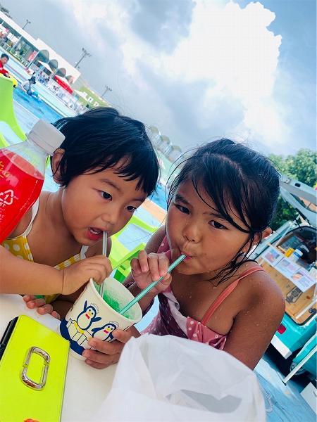 【スザンヌの妹マーガリンの子育てブログ】ZOZOセールで購入したラッシュガードが、すんごくよかった♡今年最後のエミナース♡