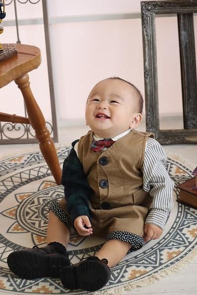 1歳のお誕生日と七五三さん写真撮影📷✨【人気インスタグラマー@ask_____10ブログ】
