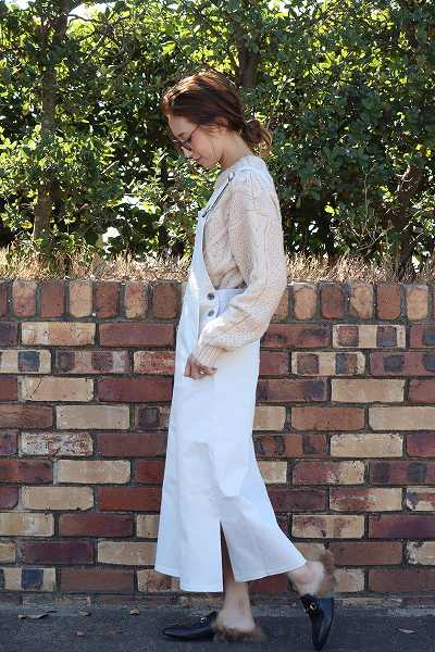 親子で着れるジャンパースカート&サロペット!Bébé Ange original!【人気インスタグラマー@ask_____10ブログ】