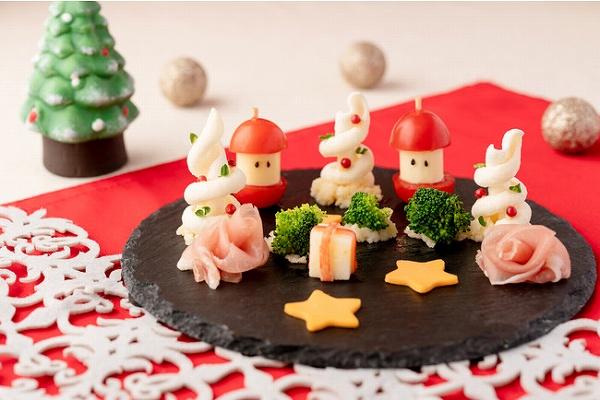 クリスマス×おうち時間を盛り上げるパーティーレシピ