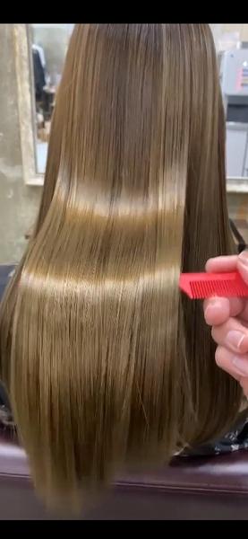【スザンヌの妹マーガリンの子育てブログ】髪の毛がこんなに光る!?こんな髪なら伸ばしていたいとおもった凄いトリートメント!