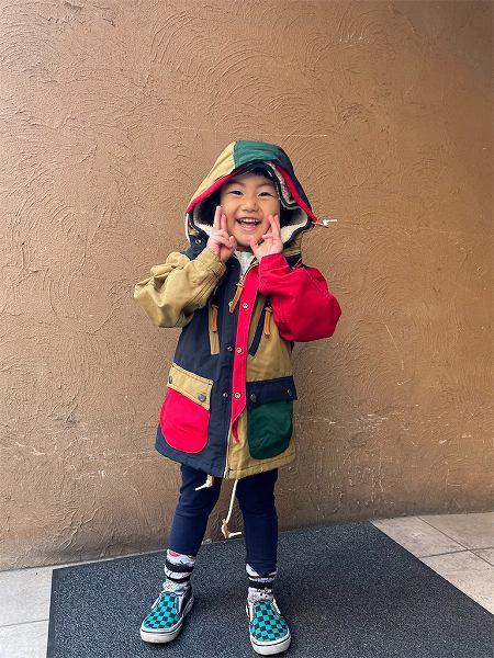 【スザンヌの妹マーガリンの子育てブログ】ユニクロのパジャマ可愛いし、気持ちい!!ミラクルな月曜日☺️🌈