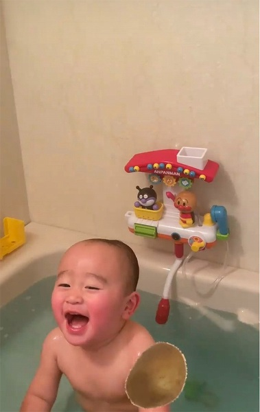 お風呂時間👶🏻👦🏻🛁兄弟リンクパジャマコーデ💕【人気インスタグラマー@ask_____10ブログ】