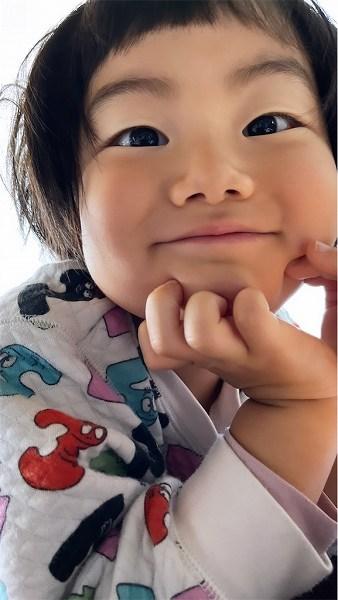 【スザンヌの妹マーガリンの子育てブログ】桜満開〜♡大人気なmiteの親子リンクコーデで桜をみてきたよ♡