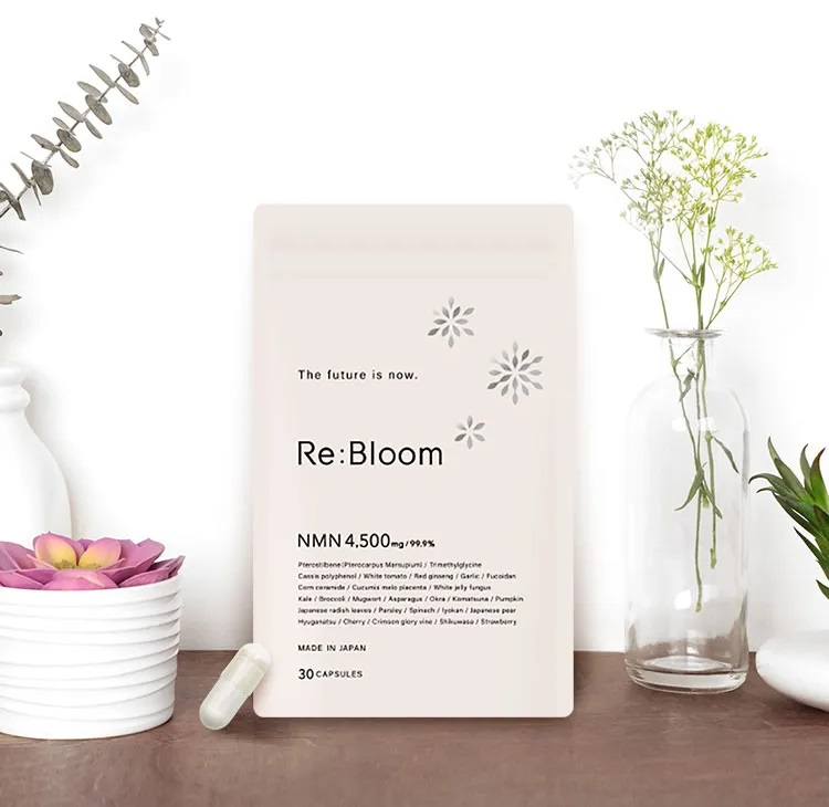 リブルームはパッケージが小さく持ち運びしやすい、送料無料