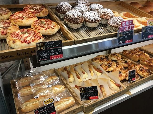 販売されているパン2