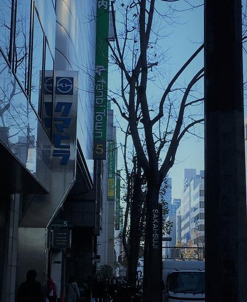 ファンビ寺内大阪店のファンビビル