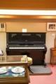 資料室のピアノ
