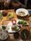 最後の和食?