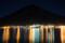 中禅寺湖畔の夜景