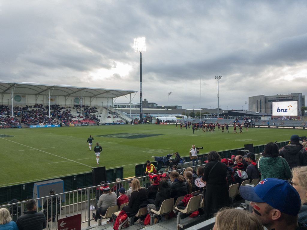 Christchurch Stadium