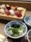 中野「すし政」の寿司+白子