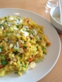 早稲田「エリナーズ」のネパール炒飯