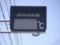 電光掲示板の温度計