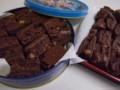 ヘルシーチョコレートブラウニー