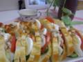 茗荷サンド