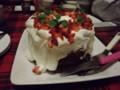 楽時屋 苺のシフォンケーキ