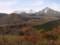 大山と烏ヶ山