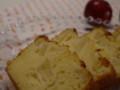 リンゴとヨーグルト