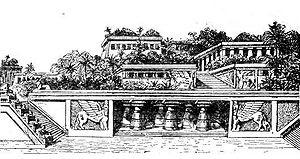 巴比倫空中花園