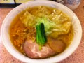 塩ネギワンタン麺