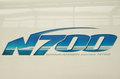 [鉄道][新幹線]N700系のロゴ:2008年5月