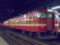 [鉄道][711系][貫通幌]711系S104編成(Tc711-104他)札幌駅2008.07.25(彩度アップ版)