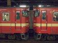 [鉄道][貫通幌][711系]711系S104編成(右)S113編成(左)連結面/2008.07.25札幌駅