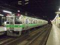 [鉄道][721系][貫通幌]721系F-1編成(Tc721-1側)/札幌駅2008.07.25
