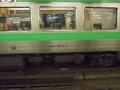 [鉄道][721系]721系Mc721-1車番表示/札幌駅2008.07.25