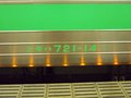 [鉄道][721系]721系・Mc721-14車番表示/札幌駅2008.07.25