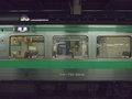 [鉄道][721系]721系・Mc721-3018車番表示/札幌駅2008.07.26