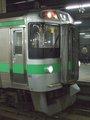 [鉄道][721系][貫通幌]721系(Mc721-3018)前頭部/札幌駅2008.07.26