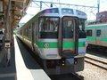 [鉄道][721系][貫通幌]721系F-3018編成(Mc721-3018)/小樽駅2008.07.26