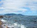 [風景]080:朝里海水浴場から小樽市街/2008.07.26