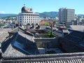 [風景]108:工藝館隣の小樽市博物館/2008.07.26