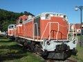 [鉄道][小樽市総合博物館]112:DD16-17号機・小樽市総合博物館/2008.07.26