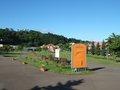 [鉄道][風景][小樽市総合博物館]115:小樽市総合博物館・鉄道車両展示エリア/2008.07.26