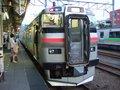 [鉄道][731系][貫通幌]129:731系・区間快速いしかりライナー3459M/小樽駅080726