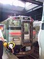 [鉄道][731系][貫通幌]731系・G-109編成&101編成解結シーン(7)/札幌駅080726