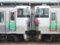 EC/DC併結(16)キハ201系(D-103)&731系(G-116)連結完了/小樽駅082728