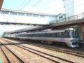[鉄道][785系]179:特急スーパーカムイ・785系NE-5編成(Tc785-5側)/旭川駅2008.07.27