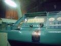 [鉄道][新幹線][交通科学博物館]0系のコクピット/大阪・交通科学博物館2002.04