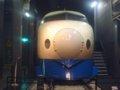 [鉄道][新幹線][交通科学博物館]0系・H1編成(21-1前頭部)/大阪・交通科学博物館2002.04
