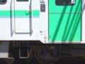 [鉄道][キハ150系]キハ150-11所属区所標記(苗穂運転所)/小樽駅2008.07.26