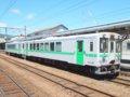 [鉄道][キハ150系]キハ150系(150-14+11)函館本線2940D/小樽駅2008.07.26