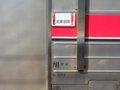 [鉄道][キハ54系]旭川運転所・キハ54-527(特別快速きたみ)所属区所標記/旭川駅2008.07.27