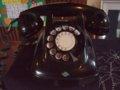 [Misc.]電電公社の「黒電話」/旧来住(きし)家住宅(西脇市)2008.07